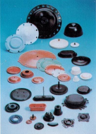 航空用高粘合强度特种橡胶膜片